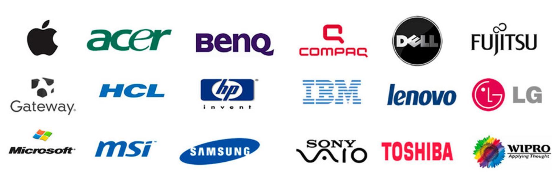 laptops marcas